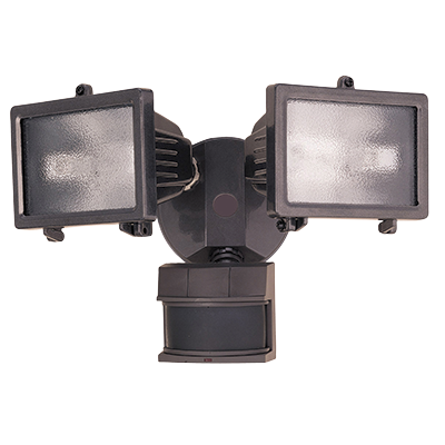 240 Degree Motion Activated Security Light HeathZenith