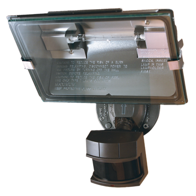 240 Degree Motion Activated Security Light - HeathZenith