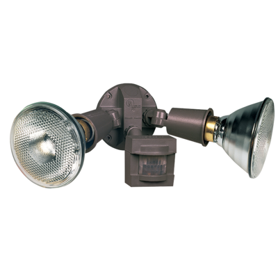 110 Degree Motion Activated Security Light Heathzenith