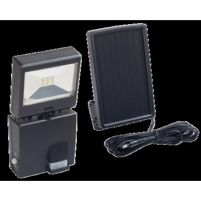 solar led motion activated security light heathzenith. Black Bedroom Furniture Sets. Home Design Ideas