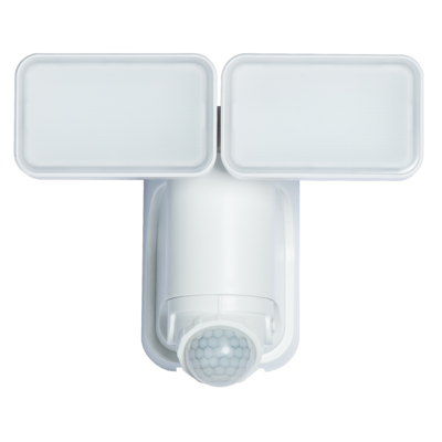 Solar Led Motion Activated Security Light With Power Reserve Technology Heathzenith